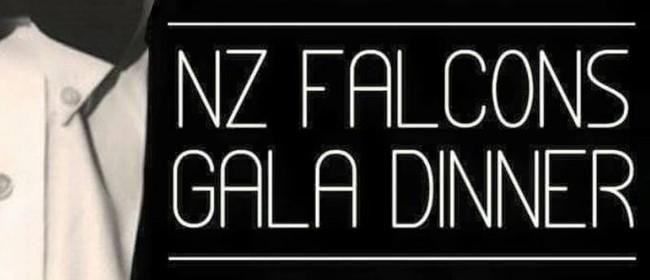 NZ Falcons Gala Dinner
