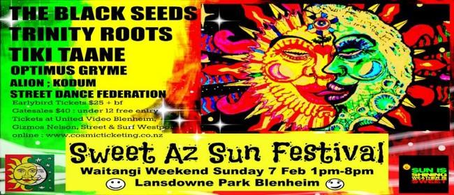Sweet Az Sun Festival