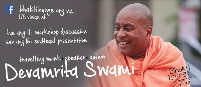Travelling Monk Devamrita Swami - Special Talk