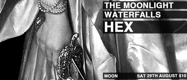 The Moonlight, Waterfalls & Hex