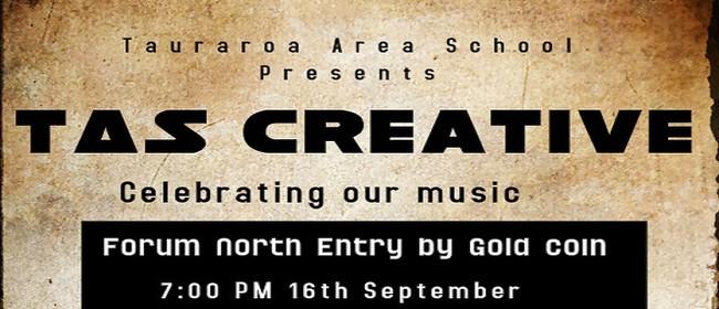 TAS Creative Concert