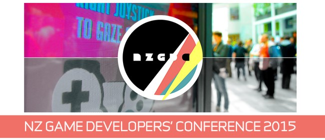 NZ Game Developers' Conference