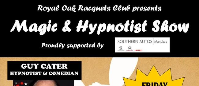 Magic & Hypnotist Night Fundraiser
