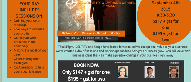 Unlock The Blocks to Your Business Growth