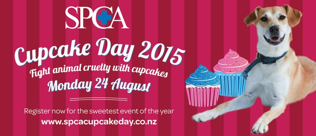 Cupcake Day for Wellington SPCA