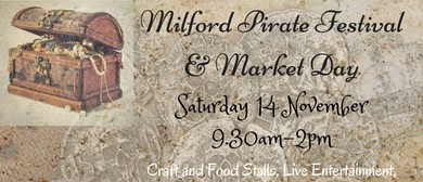 Milford Pirate Festival and Market Day