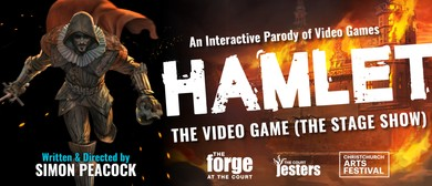 Christchurch Arts Festival: Hamlet: The Video Game