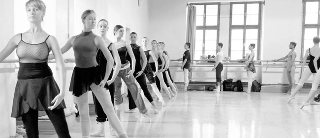 Lunchtime Ballet Beginner Class - With Olivia