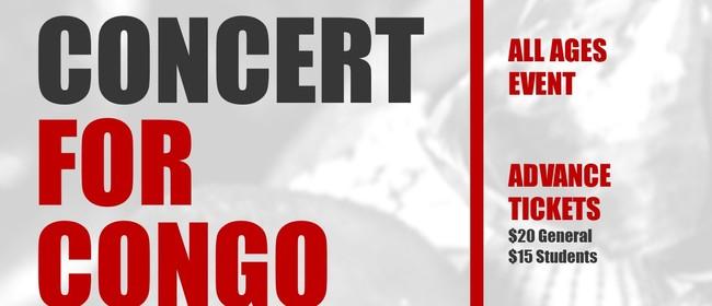 Concert for Congo