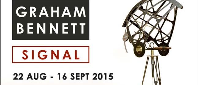 Graham Bennett: Signal (2015)