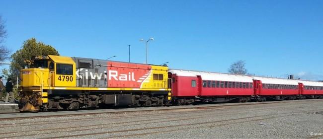 Taranaki Railway Excursion by Train