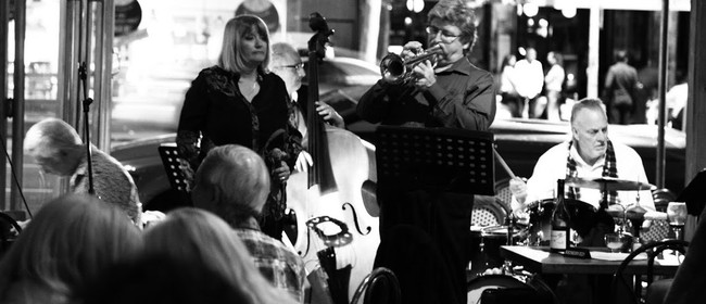 Julie Mason Group with Phil Broadhurst & Maria O'Flaherty