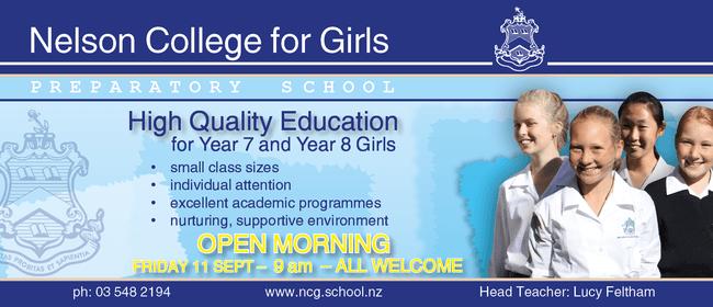 NCG Preparatory School Open Morning