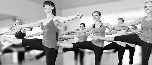 Ballet Fitness Open with Katie
