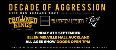 Saving Grace - Decade of Aggression Tour