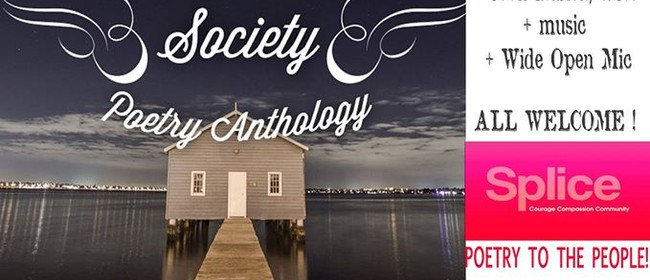 """Poetry Day Wrap Party - """"We"""" Society Book Launch"""