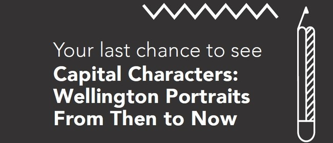 Capital Characters Closing Weekend Q+a and Portrait Session