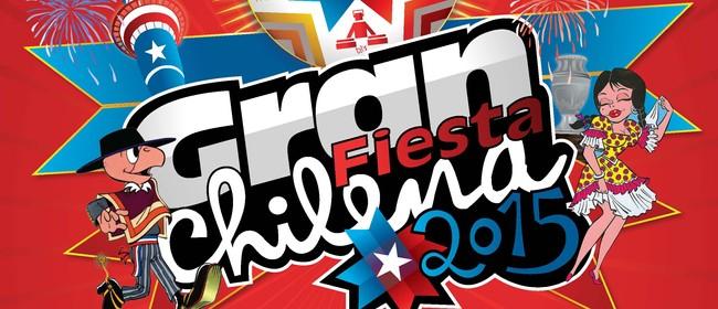 Gran Fiesta Chilena 2015, Vol V