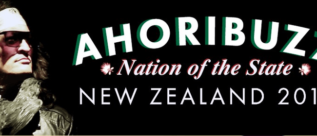 Ahoribuzz - Nation of The State Tour