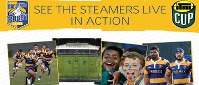 ITM Cup 2015 - Steamers vs. Taranaki