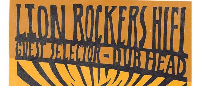 Lion Rockers Hi-Fi Sound-System Session