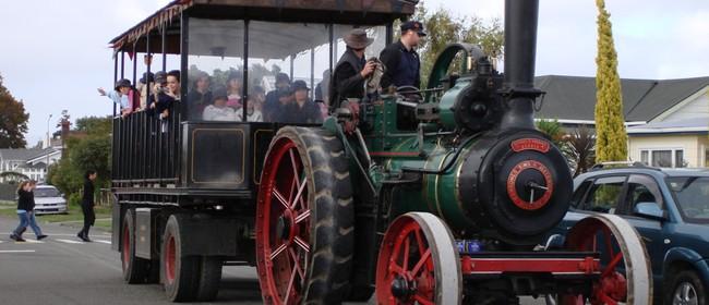 Open Weekend at Feilding Steam Rail