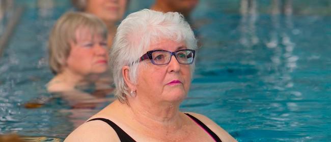 Aquatherapy at Keith Spry Pool - Seniors Week