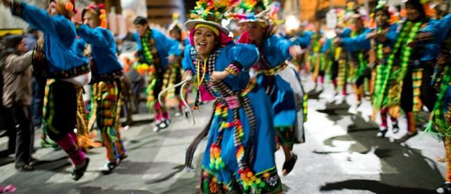 Club Latino: Fiesta de Cumpleaños