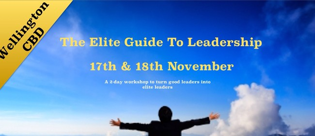 The Elite Guide To Leadership