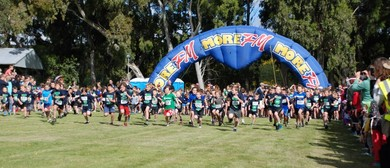 New World Blenheim Marlborough Kids Duathlon