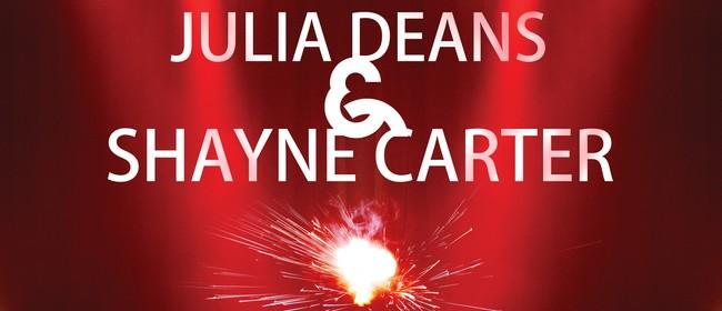 Luxalot \ Shayne Carter & Julia Deans