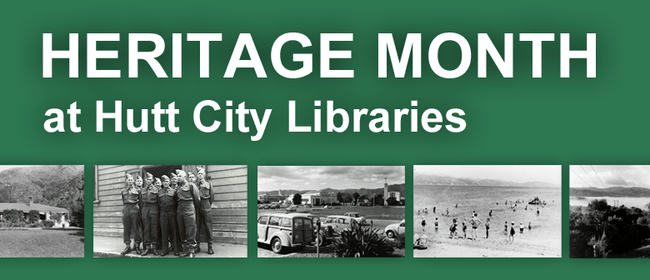 Introduction to Hutt City Libraries Heritage Centre