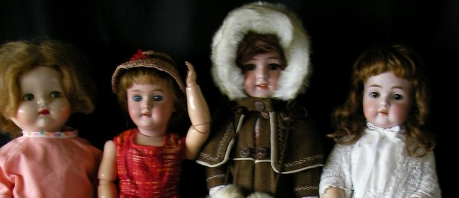 Dolls Through the Ages Display