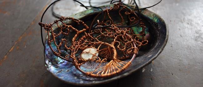 Jewellery - Tree of Life - Workshop