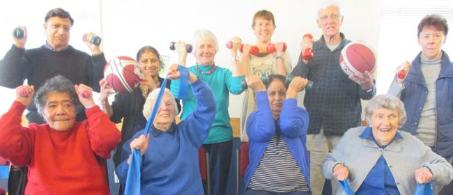 Gentle Exercise Classes - Seniors Week