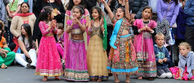 Advance Kids Bollywood Dance Classes