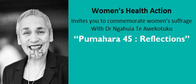 Women's Health Action's Suffrage Commemoration