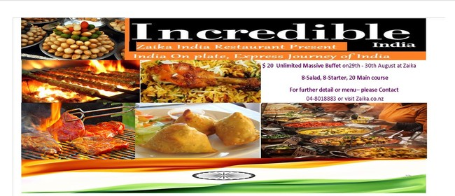 India On Plate: Express Journey of India