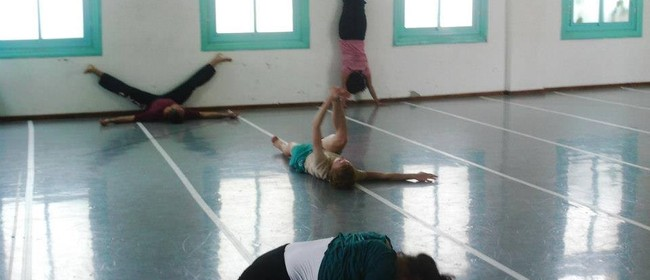 Adult Contemporary Dance Intermed & Advanced Level