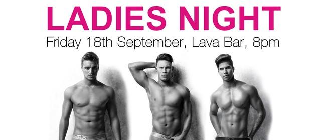 La Risqué & Lava Bar present: The Hottest Ladies Night
