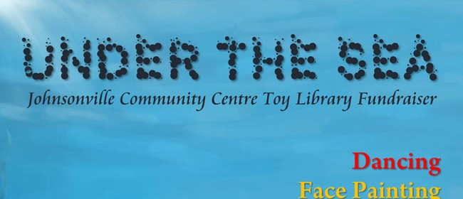 Johnsonville Toy Library Disco - Under the Sea