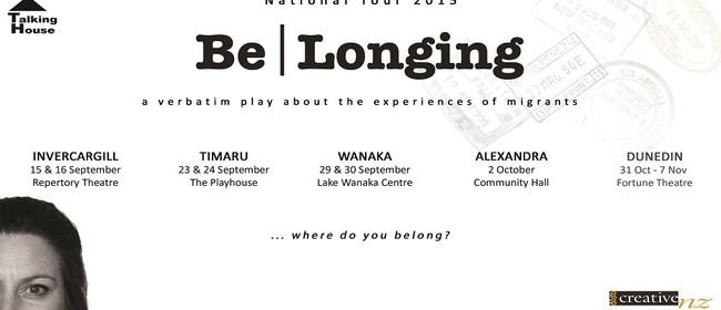 Be|Longing