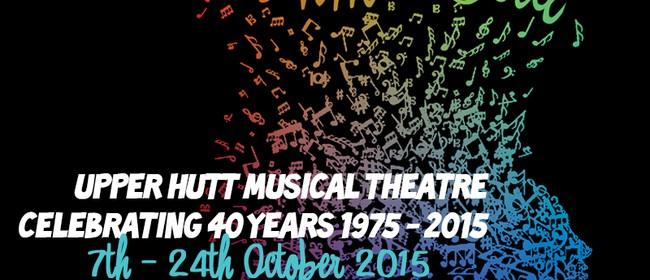 Upper Hutt Musical Theatre present Rhythm 'N Soul