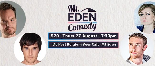 Mt Eden Comedy: Nick Rado