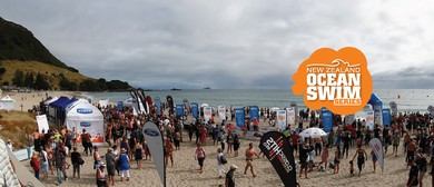 New Zealand Ocean Swim Series - Sand to Surf