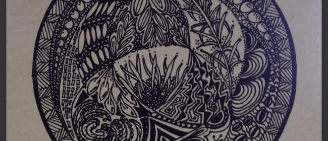 Easy Now Mindful Doodle & Colouring Workshop