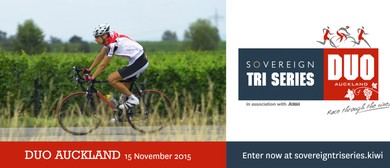 Sovereign Tri Series - Auckland Duathlon