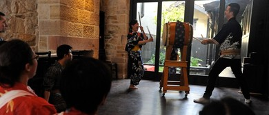 TaikoFest 2015 - Japanese Taiko Drumming Workshops