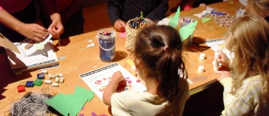 October School Holiday Drop-In Craft Activities