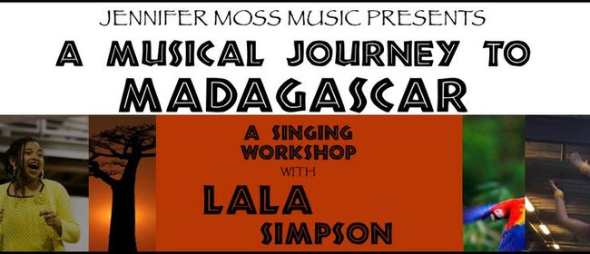 Singing Workshop with Lala Simpson